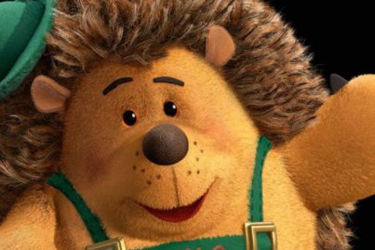 Mr. Pricklepants (Toy Story 3) Foto:Pixar/Walt Disney Pictures. Imagen Por: