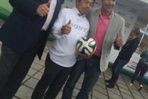 Actualmente se desempeñaba como funcionario de gobierno. Foto:facebook.com/pages/Hugo-Sanchez-Portugal. Imagen Por: