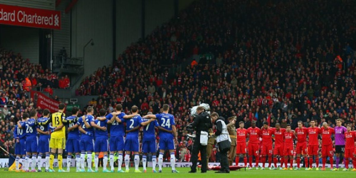 Liverpool vs. Chelsea en vivo
