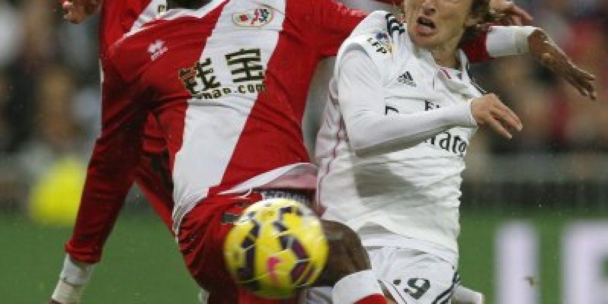 ¡No tuvieron piedad! Real Madrid propinó dura goleada al Rayo Vallecano