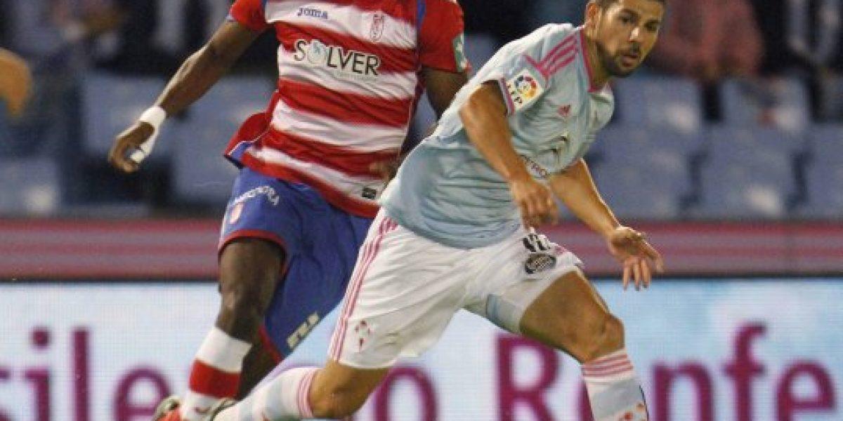 Celta de Vigo y Granada empataron sin goles en duelo de chileno