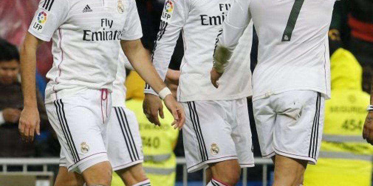 ¡Imparable! Cristiano Ronaldo suma nueve partidos consecutivos marcando goles