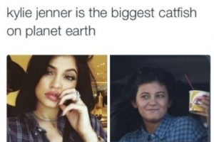 """""""Kylie Jenner es la embustera más grande del planeta tierra"""" Foto:Twitter. Imagen Por:"""