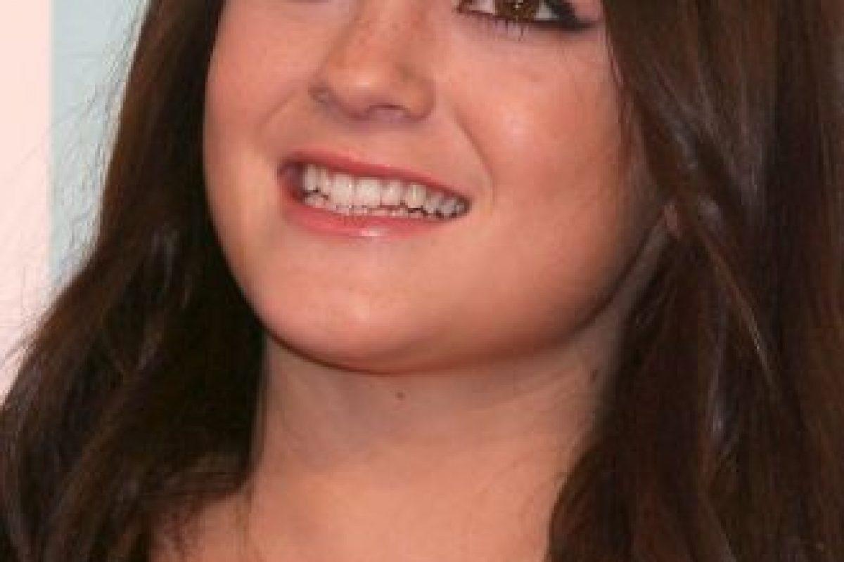 Ella insiste en que no ha modificado sus labios Foto:Getty. Imagen Por: