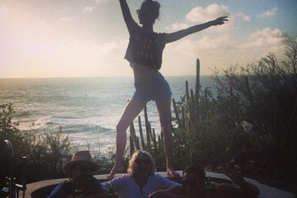 Foto:PoppyDelevingne vía Instagram. Imagen Por: