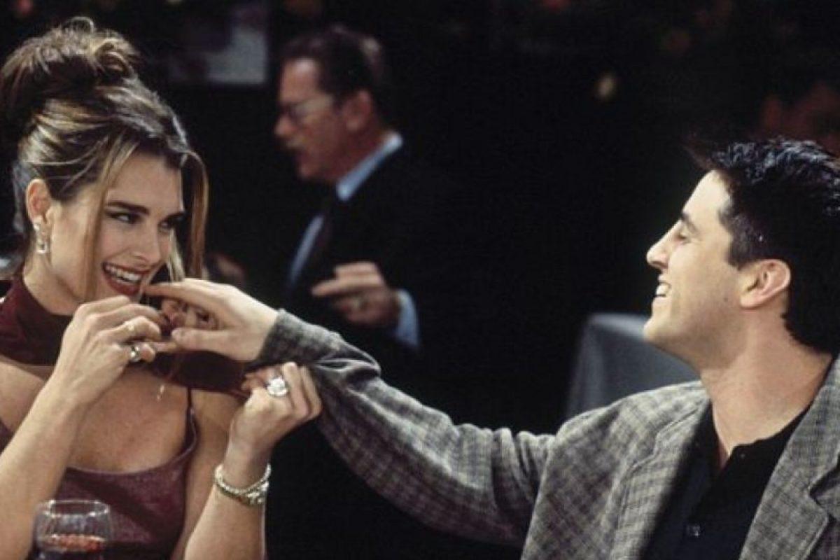 La escena que desató la furia de Agassi Foto:NBC vía IMDB. Imagen Por: