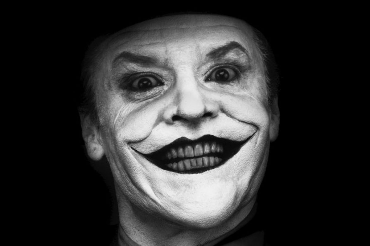 También Jack Nicholson encarnó al villano Foto:Vía IMDB. Imagen Por:
