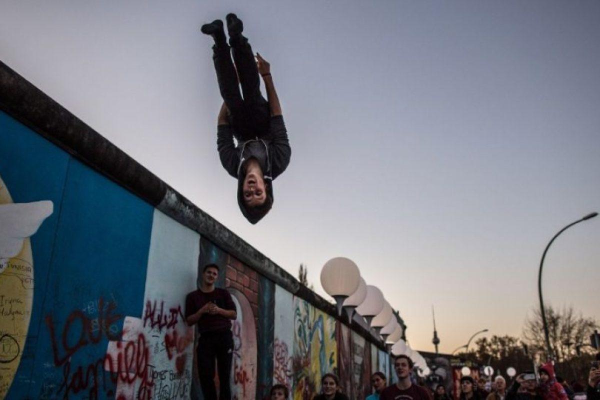 Parte de las celebraciones en Alemania Foto: AFP. Imagen Por: