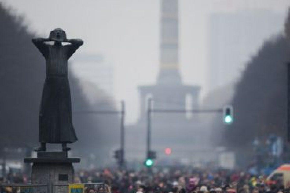 Parte de las celebraciones en Alemania Foto:AFP. Imagen Por: