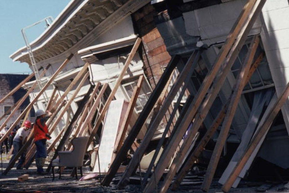 Terremoto de 7.1 sacude San Francisco, California Foto:Getty Images. Imagen Por:
