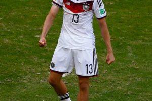Tomas Müller, 13 de septiembre Foto:Getty Images. Imagen Por: