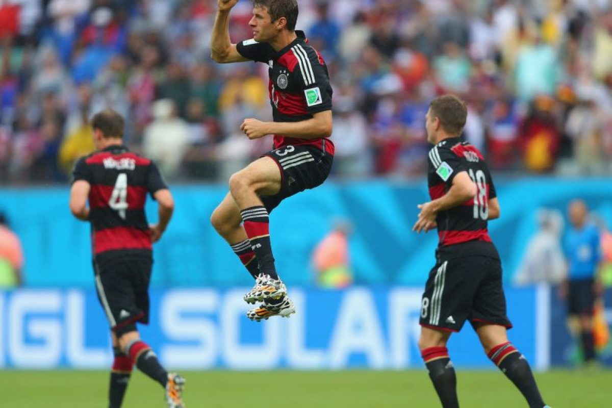 Tomas Müller Foto:Getty Images. Imagen Por: