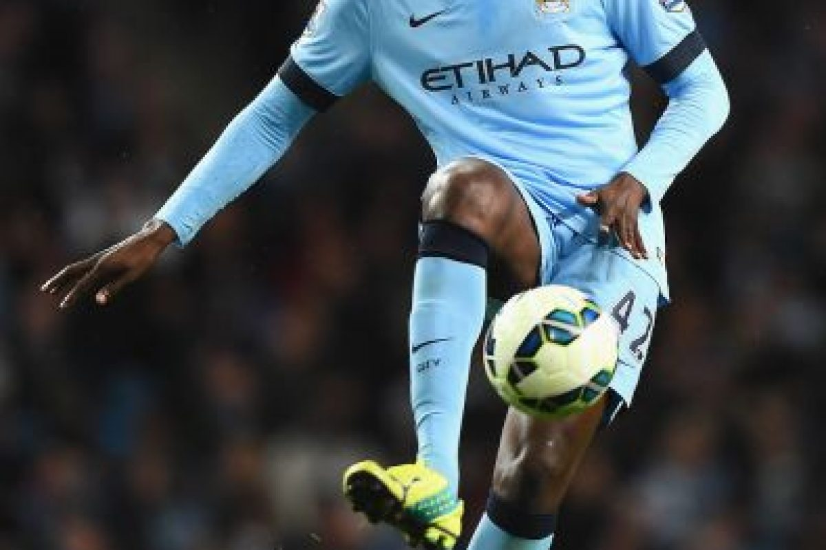 Touré Yaya tiene 31 años de edad. Foto:Getty Images. Imagen Por: