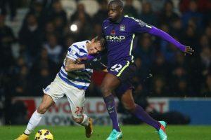 Yaya disputó el partido de este sábado con el Manchester City. Foto:Getty Images. Imagen Por: