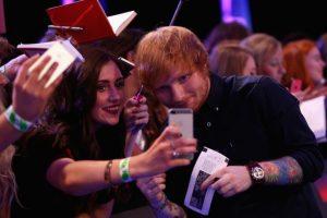 Ed Sheeran Foto:Getty Images. Imagen Por: