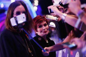 Ozzy Osbourne y Sharon Osbourne Foto:Getty Images. Imagen Por: