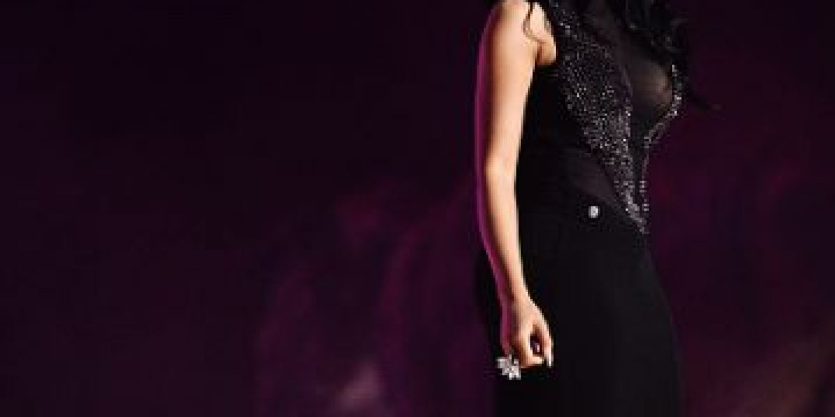 9 looks en 2 horas: Así lució Nicki Minaj en los MTV Europe Music Awards