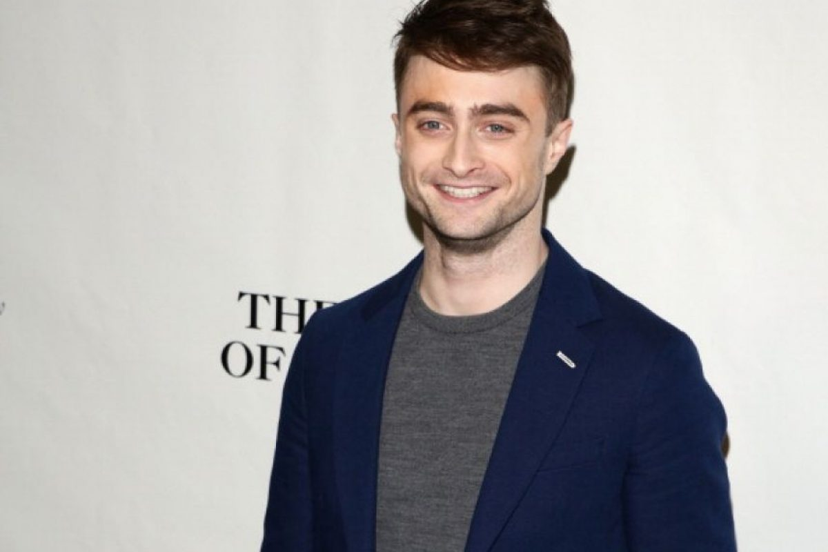 23 de julio: Daniel Radcliffe Foto:Getty Images. Imagen Por: