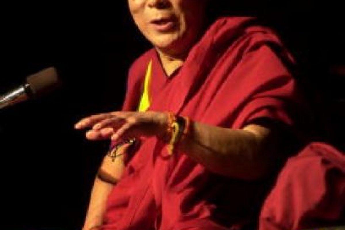 El 14º Dalai Lama gana el Premio Nobel de la Paz Foto:Getty Images. Imagen Por: