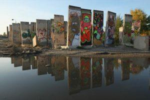 9 de noviembre: Cae el Muro de Berlín Foto:Getty Images. Imagen Por: