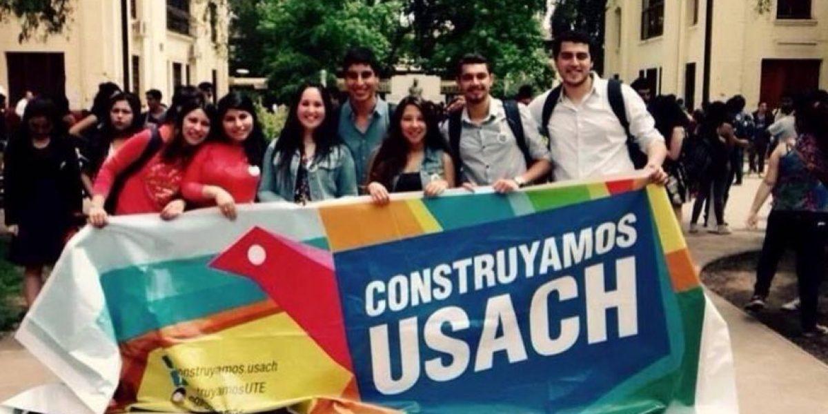 Entre lunes y miércoles la Universidad de Santiago elegirá a su federación de estudiantes.