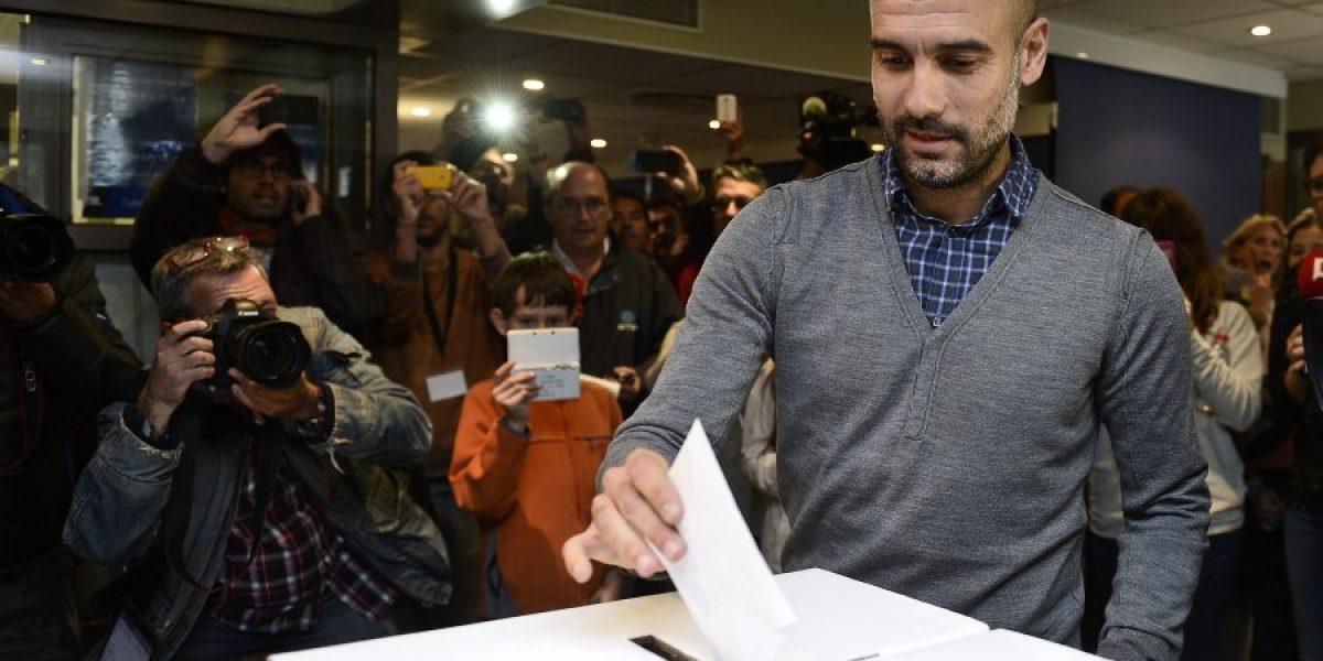 Guardiola y la independencia de Cataluña: