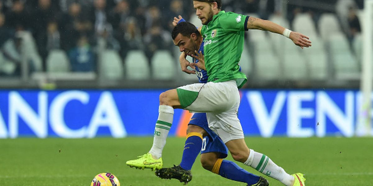 Juventus se dio un festín y trituró a Parma en la Serie A