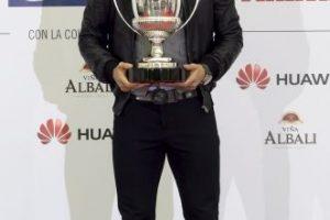 Cristiano sigue siendo galardonado. Foto:AFP. Imagen Por: