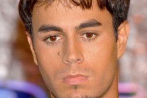 Enrique Iglesias, en los años 90. Foto:Getty Images. Imagen Por: