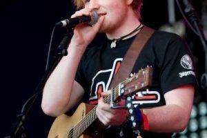 Ed Sheeran es el cantautor juvenil más importante de estos últimos años. Foto:Getty Images. Imagen Por:
