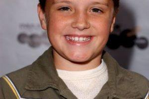 Josh Hutcherson, cuando era una estrella infantil. Foto:Getty Images. Imagen Por: