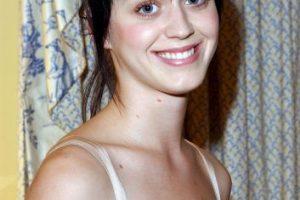 Katy Perry, cuando no era nadie en el mundo de la música Foto:Getty Images. Imagen Por: