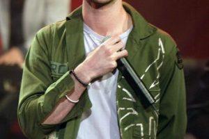 Adam Levine, cuando apenas comenzaba con Maroon 5 Foto:Getty Images. Imagen Por: