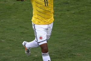 Juan Guillermo Cuadrado (Colombia) Foto:Getty Images. Imagen Por: