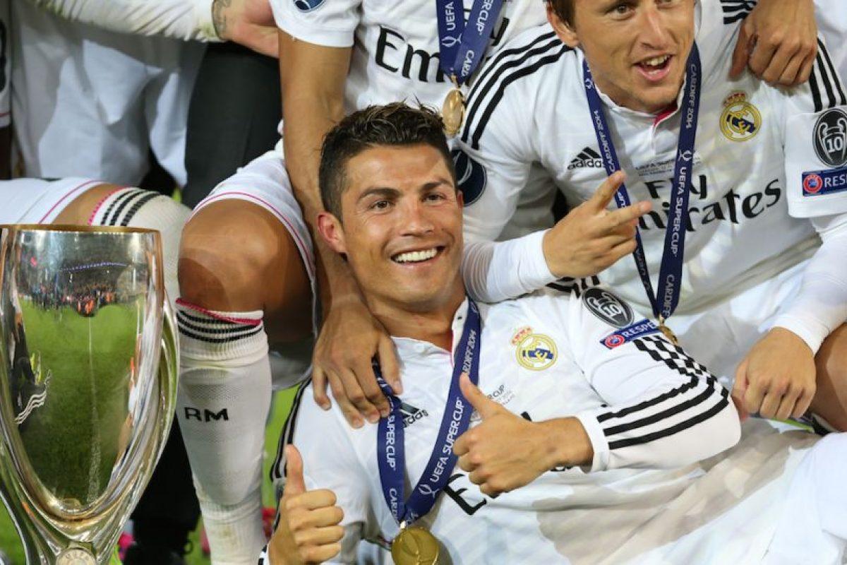 Real Madrid disputó la Supercopa por haber ganado la Champions. Foto:Getty Images. Imagen Por: