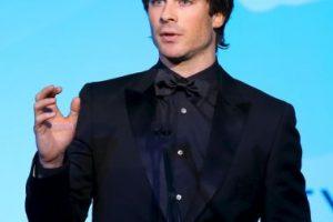 """Ahora lo aman por """"The Vampire Diaries"""" Foto:Getty Images. Imagen Por:"""