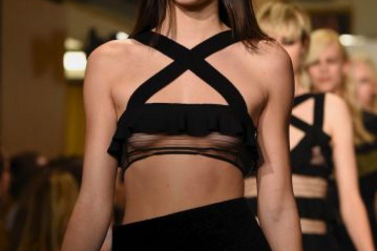 Ahora es una modelo que comienza a despuntar en la industria de la moda. Foto:Getty Images. Imagen Por: