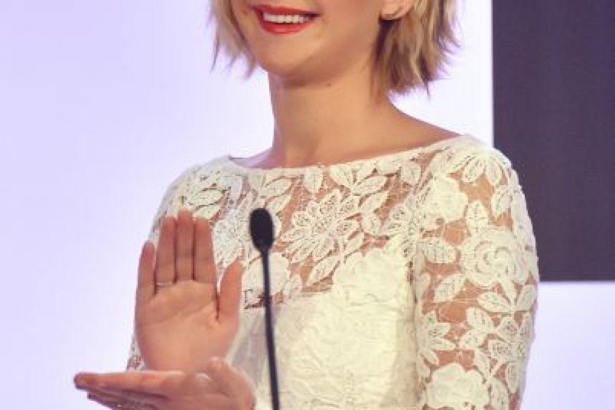 Es una estrella de cine de las más importantes. Tiene un Óscar y un Globo de Oro Foto:Getty Images. Imagen Por: