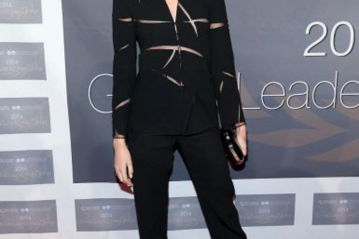 Ahora es la esposa de Adam Levine, vocalista de Maroon 5. Foto:Getty Images. Imagen Por: