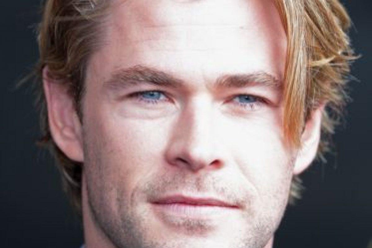 """Ahora es un galán del cine internacional, famoso por """"Thor"""" Foto:Getty Images. Imagen Por:"""