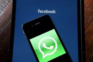 Facebook compró por 19 mil millones de dólares por WhatsApp en febrero de este año Foto:Getty Images. Imagen Por: