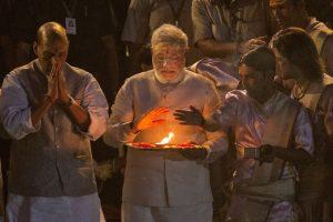 Según palabras de Modi, la India es el país más joven del mundo con una cultura muy antigua. Foto:Getty Images. Imagen Por: