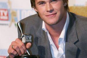 Chris Hemsworth, en la televisión australiana. Foto:Getty Images. Imagen Por: