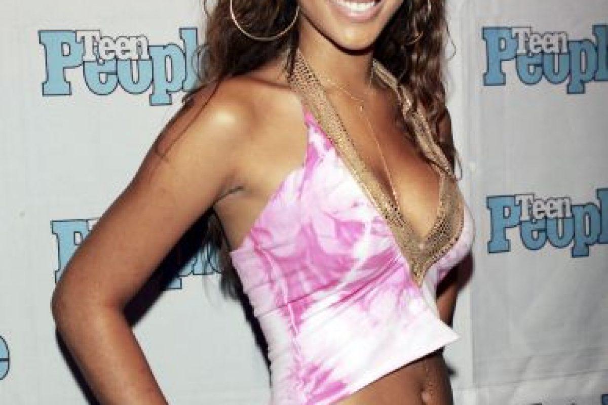 Rihanna, cuando apenas salía de su natal Barbados. Foto:Getty Images. Imagen Por: