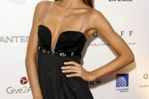 Miranda Kerr, cuando apenas comenzaba con las modelos de Victoria's Secret. Foto:Getty Images. Imagen Por: