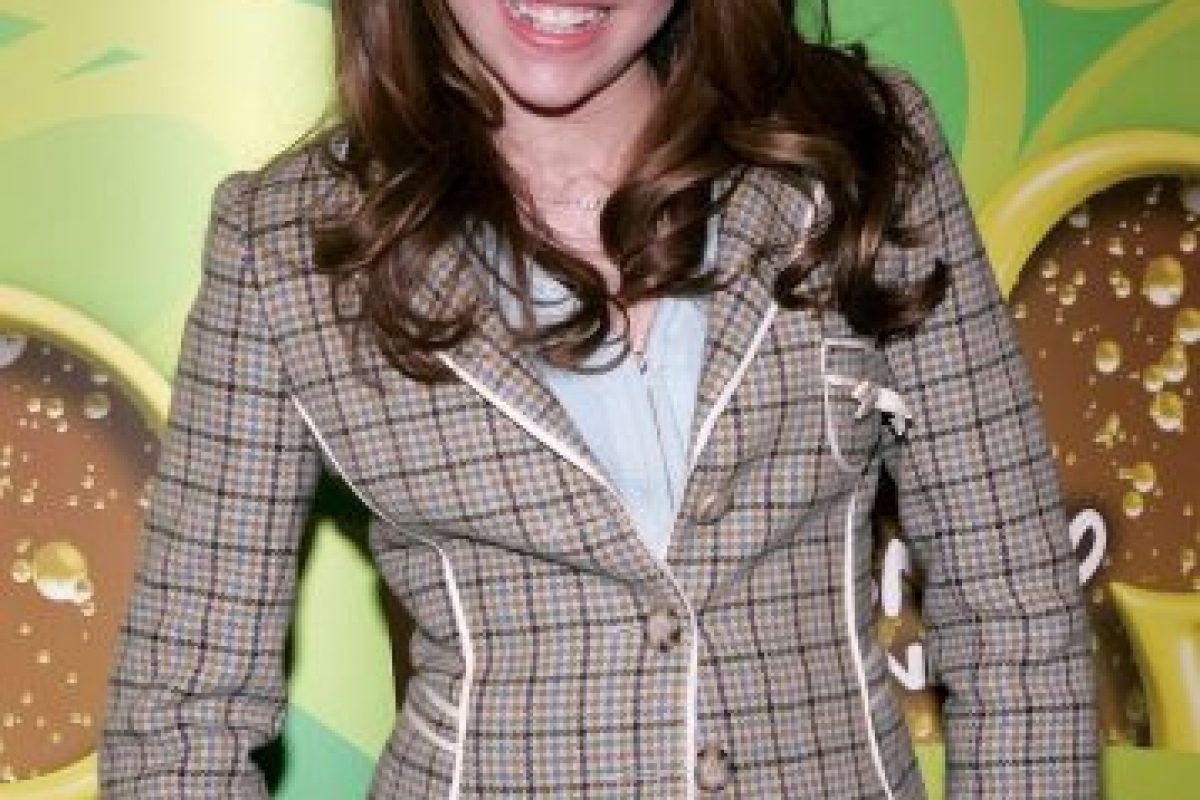 """Miley Cyrus, en su época de """"Hannah Montana"""" Foto:Getty Images. Imagen Por:"""