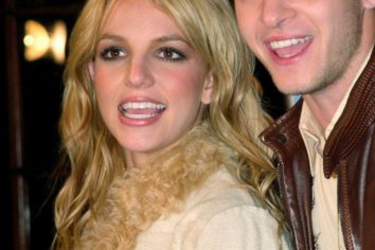 Justin Timberlake, cuando era novio de Britney Spears Foto:Getty Images. Imagen Por: