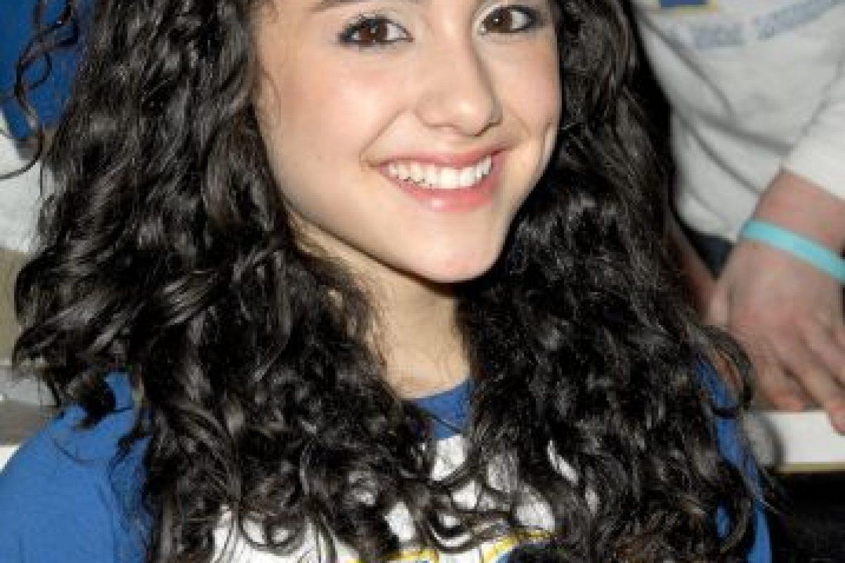Ariana Grande, en su época de estrella del canal Nickelodeon Foto:Getty Images. Imagen Por: