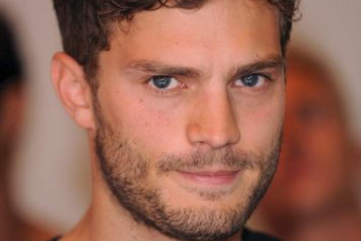 """Ahora es famoso por """"50 sombras de Grey"""" Foto:Getty Images. Imagen Por:"""