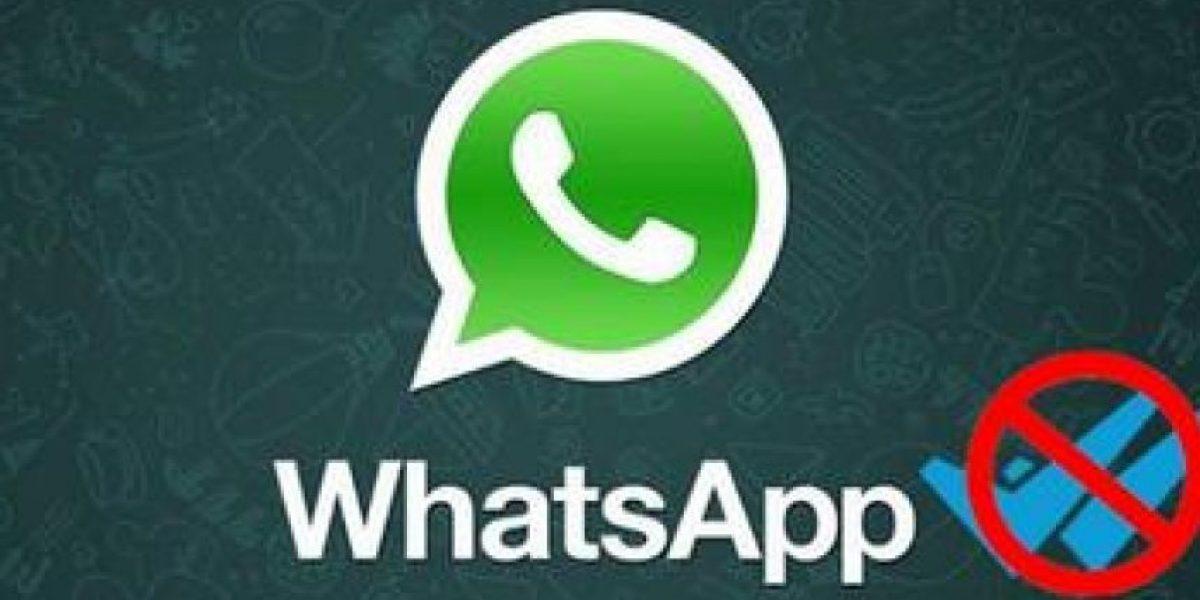¿WhatsApp se arrepiente? Estudian anular el polémico doble check azul
